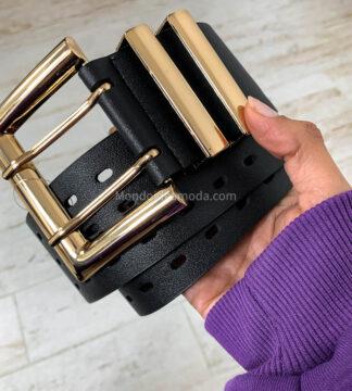Cintura alta con doppia chiusura