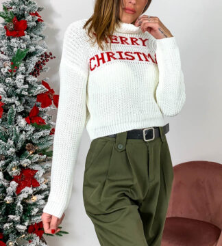 Pullover Merry Christmas