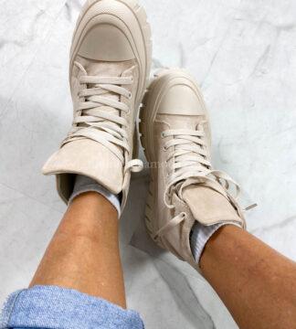 Sneakers platform