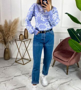 Jeans fermo