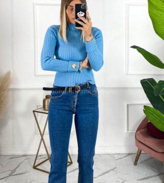 Jeans scampanati