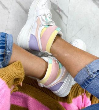 Sneakers para alta